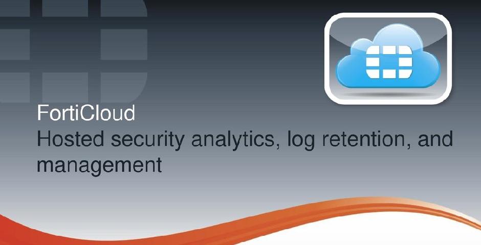 FortiCloud: Gerenciamento na nuvem para segurança da sua empresa