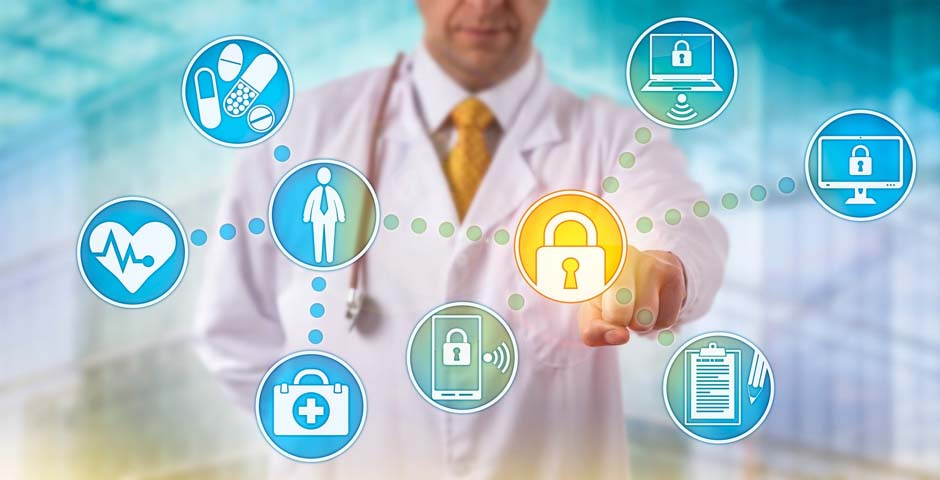 3 Tendências que Afligem a Segurança Cibernética na Saúde e Como Combatê-los