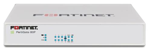 Firewall Fortinet Fortigate 80F FG-80F